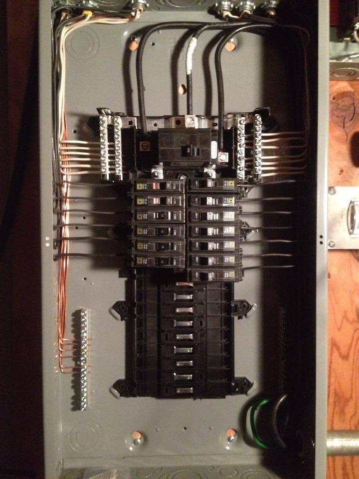 Circuit Panels