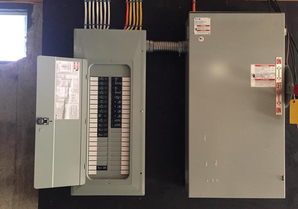 200 Amp Main
