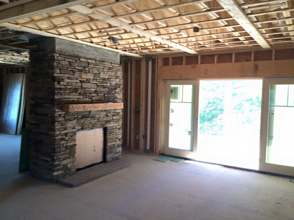 New construction electrical work freel son for New construction electrical wiring