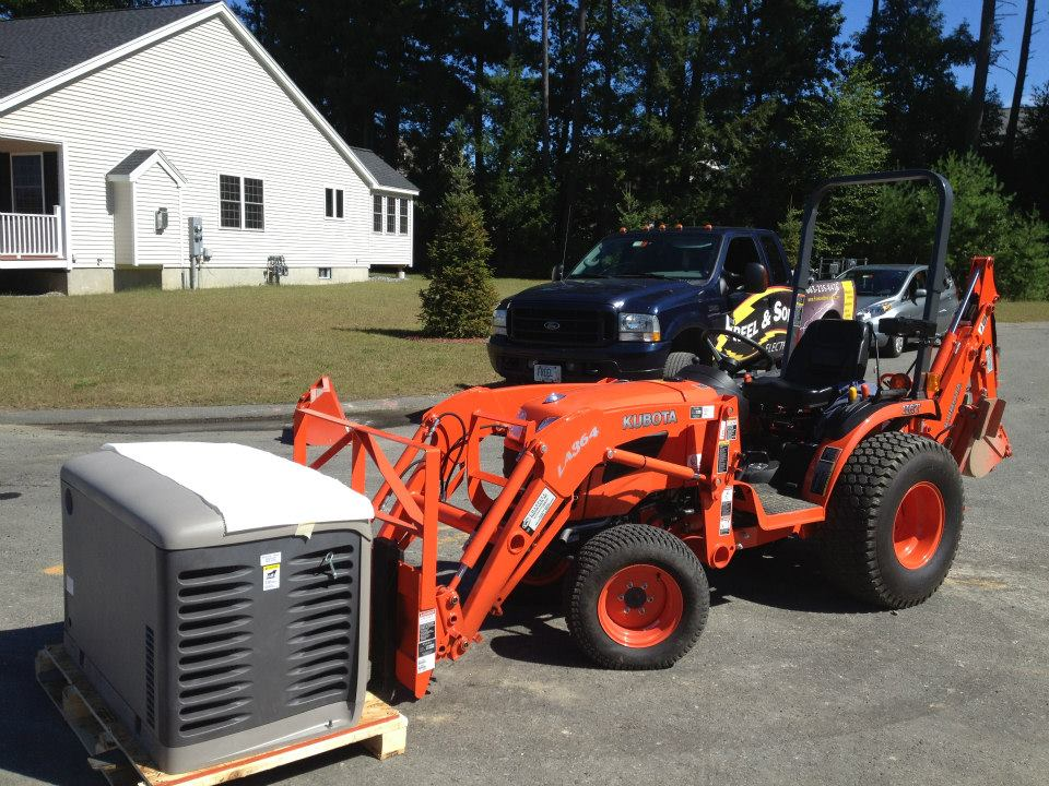 NH Generator Dealer and Installation Electrician