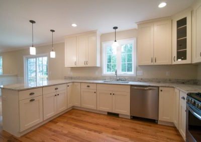 electrician kitchen redesign