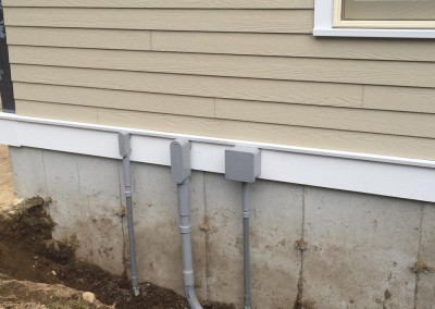 100 Amp Sub-Panel – Amherst, NH