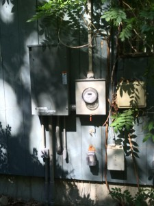 generator system installed in Hollis, NH